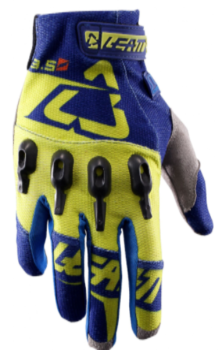 2017 Leatt Glove GPX 3.5 Lite - Blue/Lime
