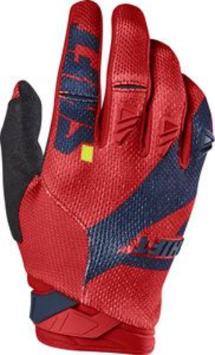 2017 Shift 3lack Label Pro Mainline Glove - Navy/Red