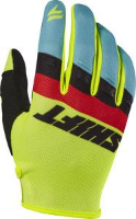 2017 Shift Whit3 Label Air Glove - Yellow