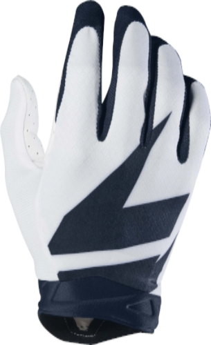 2018 3lack Air Glove - White/Navy