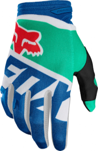 2018 Fox Dirtpaw Sayak Glove - Green
