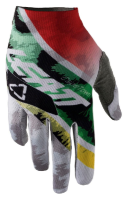 2018 Leatt 1.5 Motocross Gloves- Leopard
