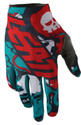 2018 Leatt 1.5 Motocross Gloves- R Art