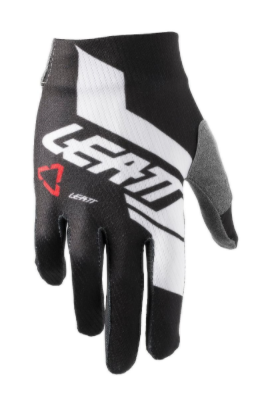 2018 Leatt 1.5 Youth Motocross Gloves- Black/White