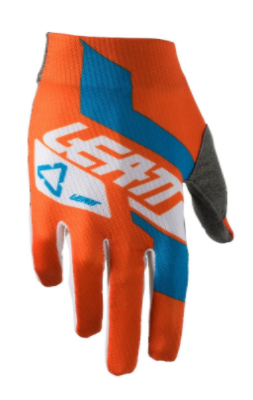 2018 Leatt 1.5 Youth Motocross Gloves- Orange