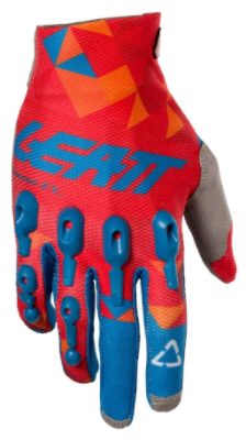 2018 Leatt 4.5 Lite Glove - Blue/Red