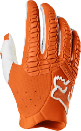 2019 Fox Pawtector MX Glove - Orange
