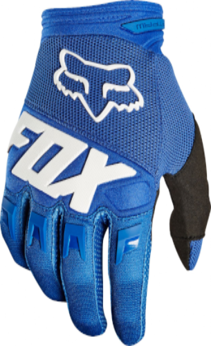 Fox Dirtpaw Race MX Glove - Blue