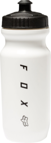 Fox Racing Base Water Bottle - White