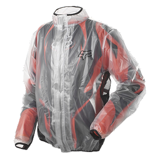 Fox Racing Fluid Motocross Rain Coat