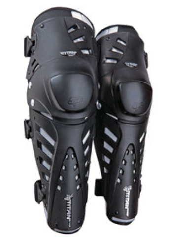 Fox Racing Titan Pro Hinged Knee Guards