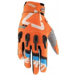 Leatt 3.5 X-Flow Glove - Orange