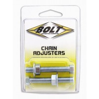 Swing Arm Chain Adjusters Bolt Pack